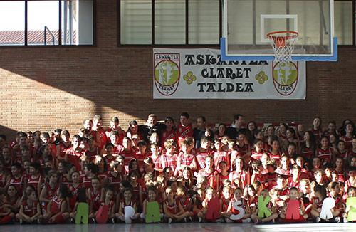 Alojamiento y Reserva de Instalaciones Deportivas en Askartza Claret