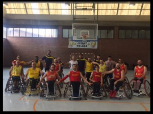 seleccion española basket paraolimpico