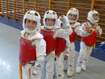II Campeonato de Taekwondo