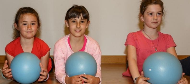 Nueva actividad: Pilates Infantil – Mindfulness.