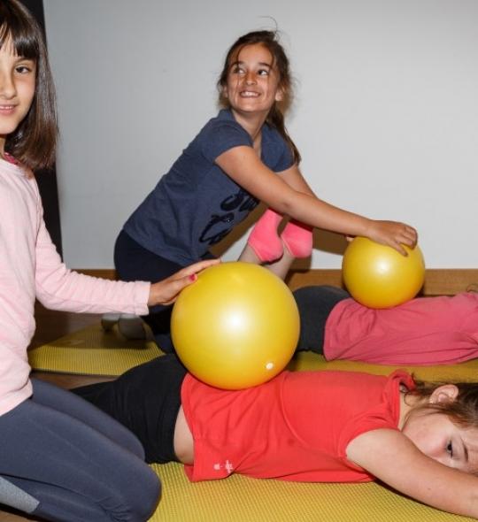 Pilates Infantil & Mindfulness