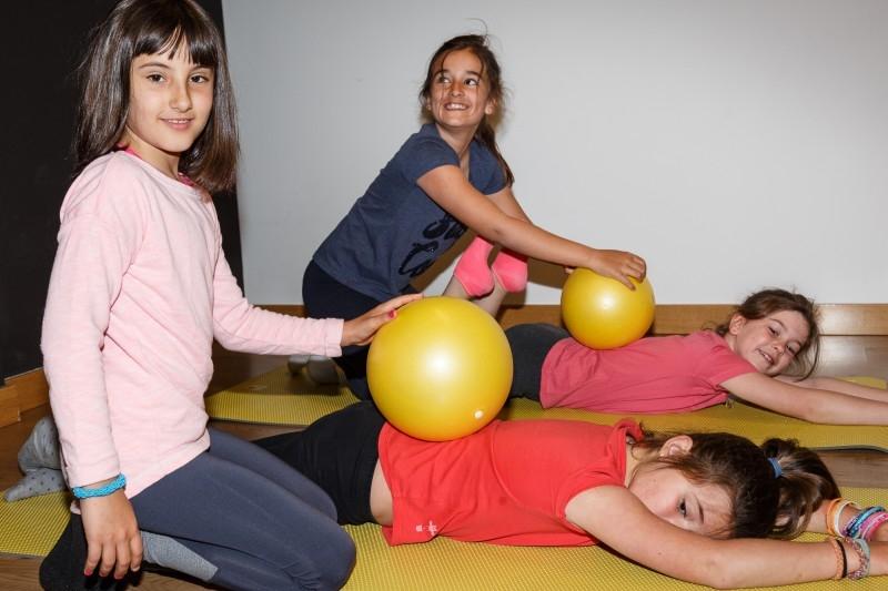 Pilates Infantil & Mindfulness (5º – 6º)  L.H Viernes 13:45 – 14:45