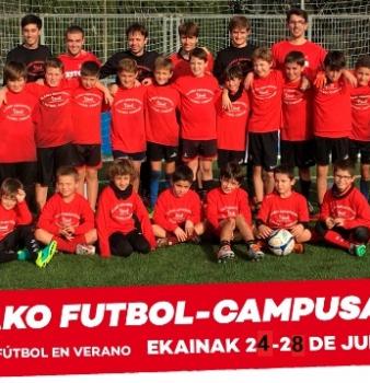 Campus de Fútbol de verano (Junio 2019)
