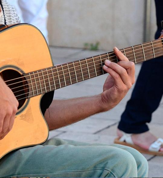 Instrumento: Guitarra