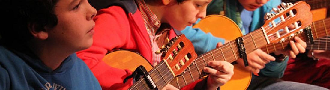 ¿Para qué sirve la música en los niños?/Zertarako balio du musika haurrentzako?