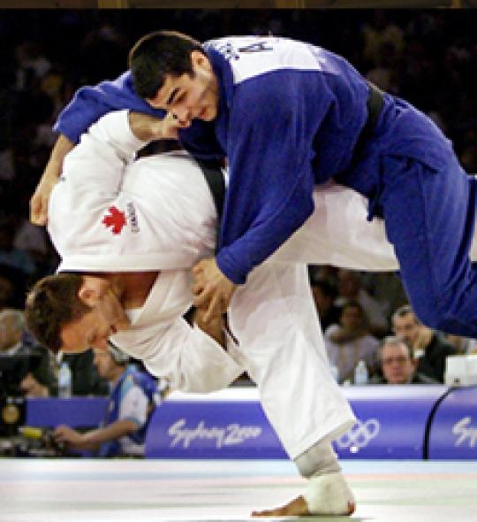 Curso Judo