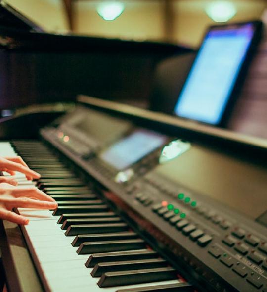 Instrumento: Piano