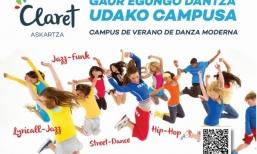 Campus de Danza Moderna en Claret Askartza  (Junio 2021)