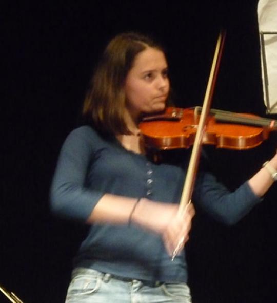 Instrumento: Violin / Viola